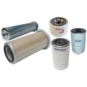 Kit de filtre Filtre MF 3085  - Filtre Hyd. Court