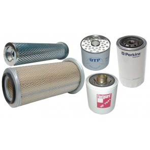 Kit de filtre MF 3090  - Filtre Hyd. Long