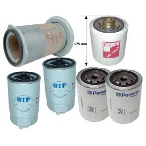 Kit de filtre MF 3125  - Filtre Hyd. Long