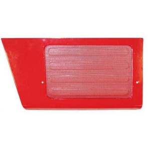 Panneau lateral Capot de Moteur MF 365-398 Droite (387mm)
