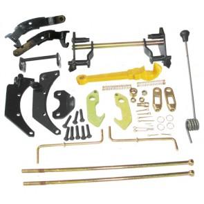 Kit Conversion essieu Ronde  d'Attelage MF 135 165