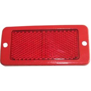 Réflecteur Garde-boue rouge pour Massey Ferguson série 100