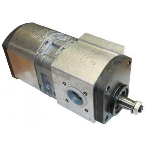 Pompe hydraulique 52 62 64 à double flux