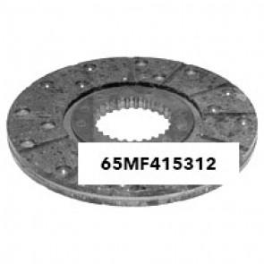 DISQUE 178 mm Landini 9500 5505 Prima, Massey Ferguson et Manitou