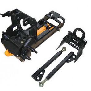 Attelage complet Zetor série UR3 modèles 8540, 9520