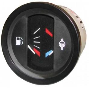 Jauge de carburant et de température Massey Ferguson série 300