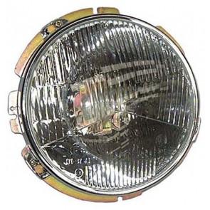 Tête de lampe Zetor 5011-7745 droite