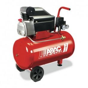 Compresseur à entraînement direct sans huile - 2 CV-50l/11,4m3/1,5kw/8b