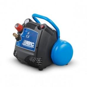 Compresseur à entraînement direct sans huile - 2 CV-6l/10,8m3/1,5kw/8b
