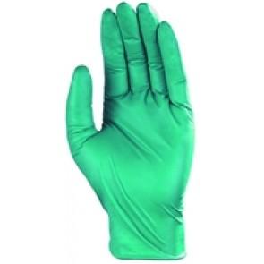 100 gants jetables ambidextres - Nitrile