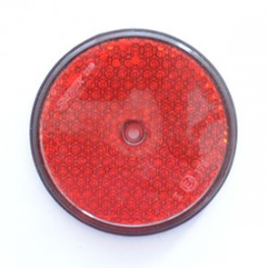 CATADIOPTRE Diamètre 60 Rouge