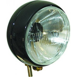 PHARE ROND D.135mm METAL 12V