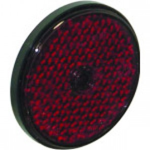 CATADIOPTRE ROND ROUGE D.60mm BOX DE 2