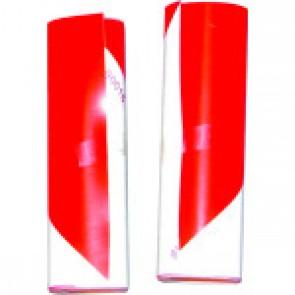 Kit de 2 bandes réfléchissantes : 1 bande gauche et 1 bande droite