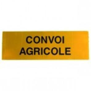 PANNEAU CONVOI AGRICOLE ALU 1200X400 1MM