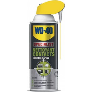 WD40 NETTOYANT CONTACT 400ML SYSTEME PROFESSIONNEL