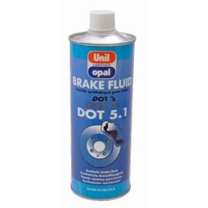 Liquide de frein DOT5.1 - 500ml