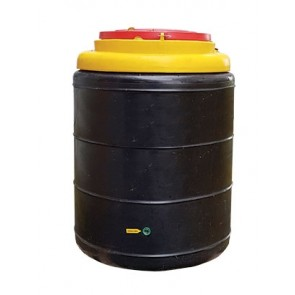 Collecteur d'huile usagées 300L - Polyéthylène double parois