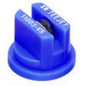 Buse Teejet XR VS 110° Bleu INOX