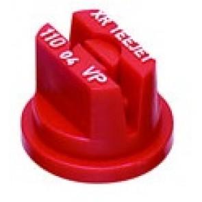 Buse Teejet XR VP 110° Rouge Plastique