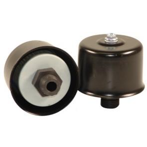 Filtre d'aération pour pulvérisateur EVRARD-HARDI 3000 ALPHA VARITRACK 40 moteur DEUTZ 2006-> BF 4 M 2012 C