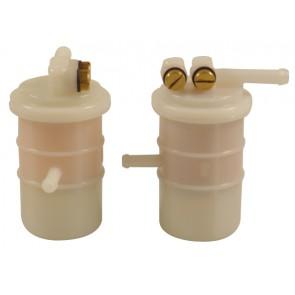 Filtre à gasoil pour tondeuse GIANNI FERRARI TG 200 DIESEL HYDRO moteur YANMAR 16 HP 2 TNV 78 TA