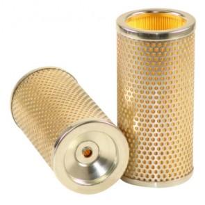 Filtre hydraulique pour télescopique MERLO P 35.13 EVS moteur PERKINS 1004.4 T