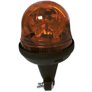 Gyrophare tige flexible 12V 55W ampoule fournie