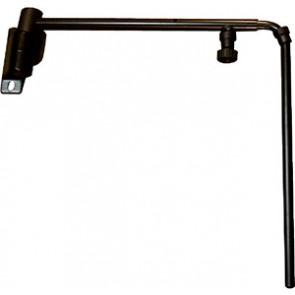 Support de rétroviseur télescopique gauche