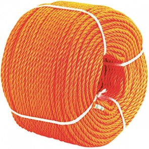 CAROTTE POLYPROP. ORANGE 8MM L