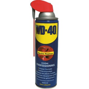 WD 40 MULTI/FONCTI/500 ML PROFESSIONNELL