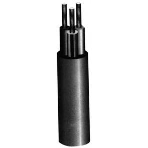 CABLE 3X2.5mm² GRIS COURONNE DE 50M
