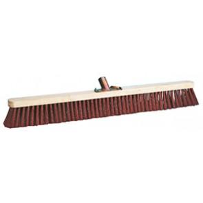 BALAI de piste PVC 80CM rouge mat