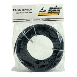 ROUL.100m FIL TENSION PVC