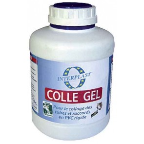 COLLE INTERFIX POT 500 GRAMMES AVEC PINC