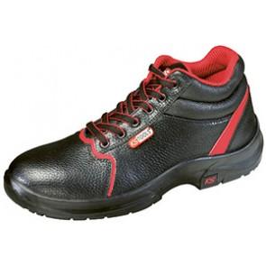 Chaussure de sécurité NORME S3 - Taille 46 - Velours/HAUTE - Anti-perforation, Imperméable