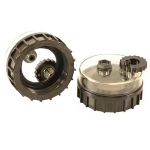 Filtre à gasoil pour chargeur VENIERI VF 12.63 moteur PERKINS 1106D-E66TA