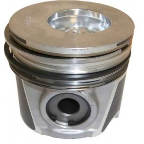 Piston Assy Turbo Standard NEF Iveco