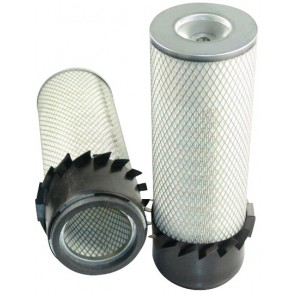 Filtre à air primaire pour moissonneuse-batteuse MASSEY FERGUSON 410 moteurPERKINS