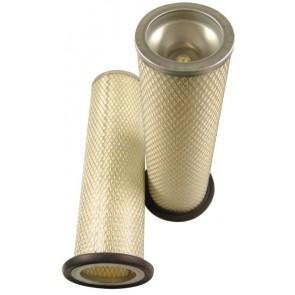 Filtre à air sécurité pour moissonneuse-batteuse LAVERDA M 303 moteurCNH