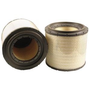 Filtre à air primaire pour tracteur chenille CATERPILLAR D 11 N moteur CATERPILLAR 2GR1->