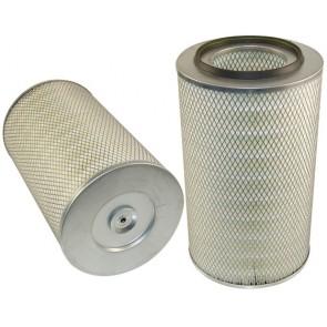 Filtre à air primaire pour chargeur DRESSER 530 A II moteur IHC 358 TH