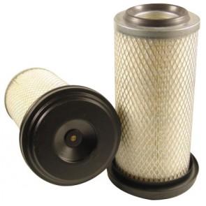 Filtre à air primaire pour moissonneuse-batteuse NEW HOLLAND 8080 moteurMERCEDES     OM 421