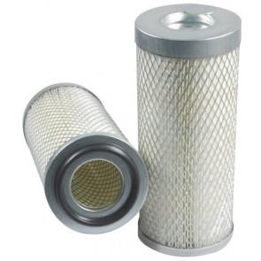 Filtre à air primaire pour enjambeur LAUPRETRE R 1 moteur KUBOTA 67 CH