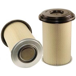 Filtre à air primaire pour chargeur ZETTELMEYER ZL 401 B moteur DEUTZ F 2 L 511