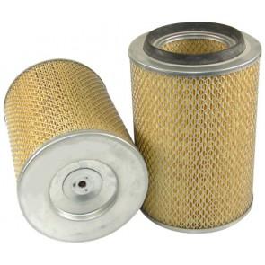 Filtre à air primaire pour chargeur DRESSER 520 B moteur IHC 358 TH