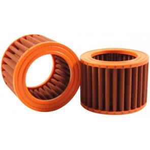 Filtre d'aération pour télescopique MERLO P 25.6 moteur KUBOTA 2009-> V 3307-DIT-EU2