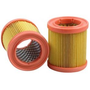 Filtre d'aération pour chargeur HITACHI ZW 220 moteur ISUZU 2007-> AH6HK1-XYWT-01