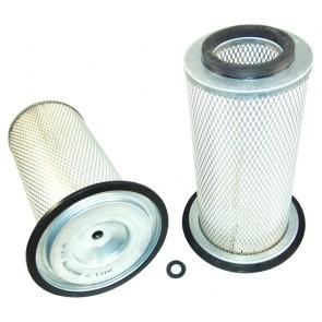 Filtre à air pour tondeuse GIANNI FERRARI TURBO VI moteur KUBOTA V 2003 T EU4
