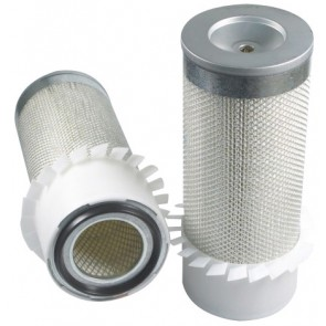 Filtre à air primaire pour chargeur JCB 412 moteur PERKINS 520843->523000 LJ 50198/50224